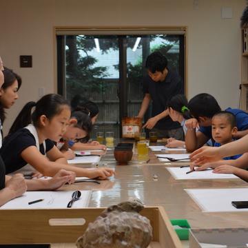夏休み子供体験講座